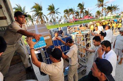 UNICEF envía 1,5 toneladas de suministros para los afectados por el paso del huracán 'Dorian' en Bahamas