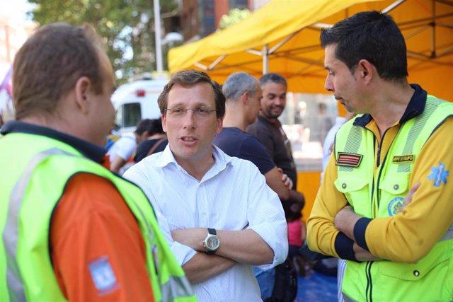 Recurso del alcalde de Madrid, José Luis Martínez-Almeida.