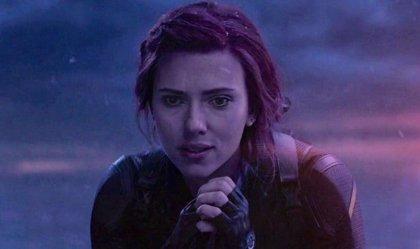 Scarlett Johansson valora el destino de Viuda Negra en Vengadores: Endgame