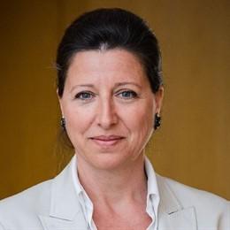 Agns Buzyn, ministra de sanidad francesa