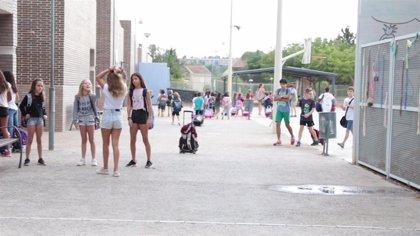 Más de 22.300 alumnos de ESO, FP y Bachillerato regresan este lunes a las aulas en La Rioja