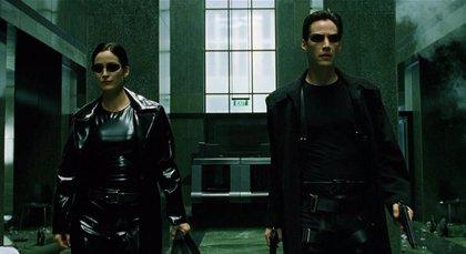 Sale a la luz el título provisional de Matrix 4