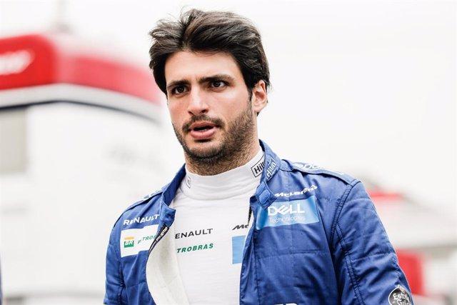 """Fórmula 1/GP Italia.- Sainz: """"El sexto puesto parecía asegurado, tal y como esta"""