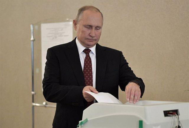 Rusia.- Rusia celebra este domingo elecciones locales tras la ola de protestas en Moscú por el veto a opositores