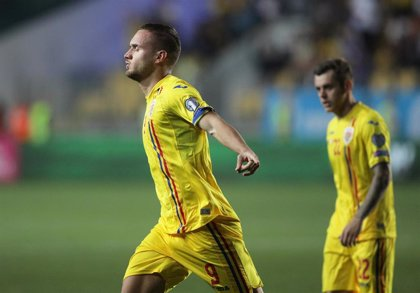 Puscas evita que Rumanía se desenganche en el Grupo F y Suecia empata con Noruega