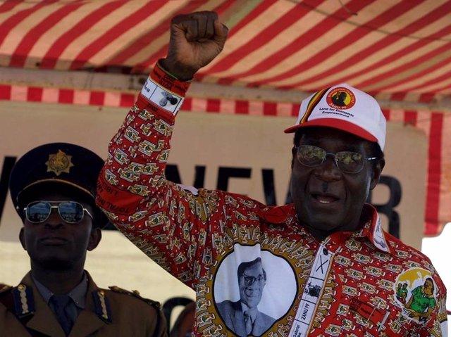 AMP.- Zimbabue.- El expresidente Robert Mugabe será enterrado en el cementerio d