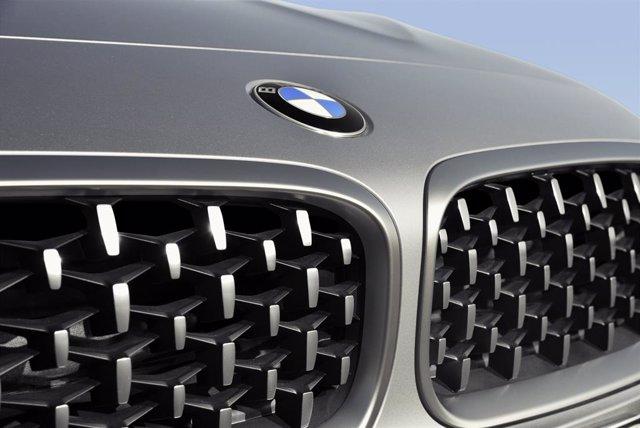Recurso de BMW, parrilla delantera
