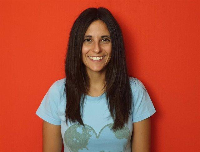 La especialista en Astronomía de la UV Rebecca Azulay