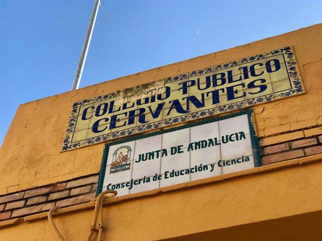 CEIP Cervantes de Dos Hermanas (Sevilla)