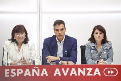 Lastra insiste en que Sánchez no irá a la investidura sin cerrar antes un acuerdo con Podemos