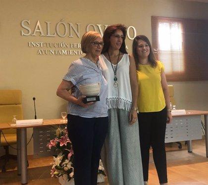 La peña 'El Pilar', ganadora del XXIV 'Caldero de Oro Corderex'