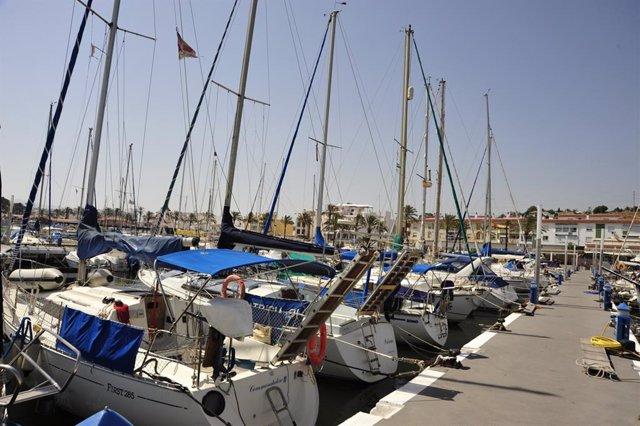 Málaga.- La mejora del acceso al puerto de Caleta de Vélez sale a concurso