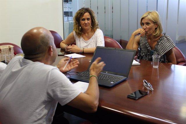Huelva.- Diputación y la Mancomunidad del Condado contribuyen a la mejora de vid
