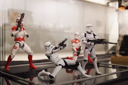El universo Star wars invade la Feria de Muestras de Valladolid desde este miércoles