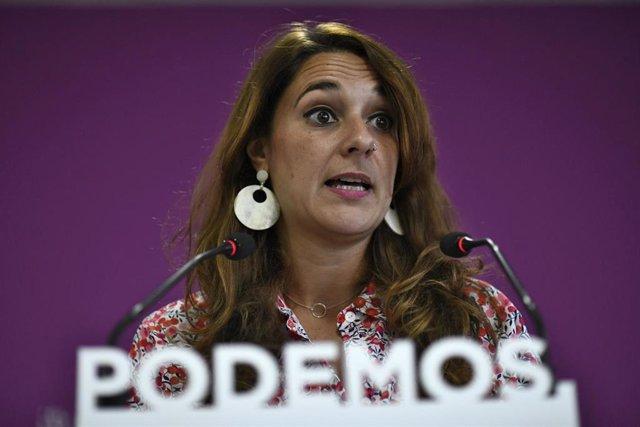 """+++eptv: Podemos reta al PSOE: Si retoman donde se dejó en julio, """"en cuestión d"""
