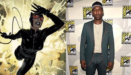 The Batman: Matt Reeves quiere a Mahershala Ali como Gordon y a una actriz negra como Catwoman