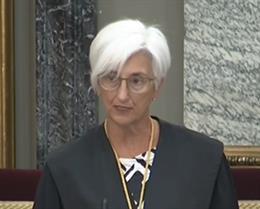 """AV.-Fiscal general advierte: todos tienen """"la imperiosa obligación de acatar"""" la"""