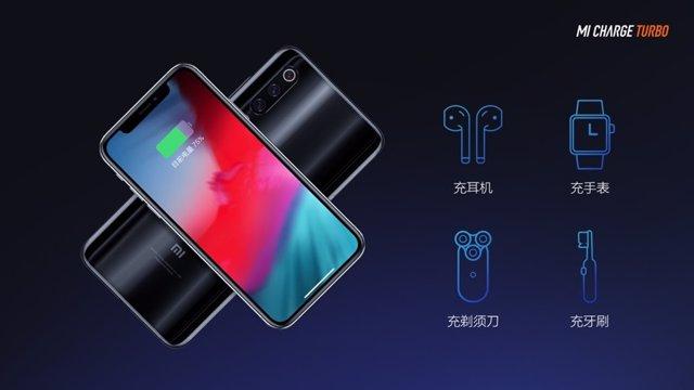 Xiaomi anuncia una base de carga rápida inalámbrica de 30W con función de carga
