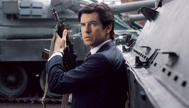Pierce Brosnan como James Bond en 'Goldeneye'
