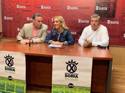 La Feria Ganadera de Soria cumple 12 ediciones con medio centenar de expositores