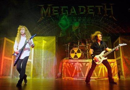 Dave Mustaine planta cara al cáncer: Megadeth regresarán a los escenarios en 2020