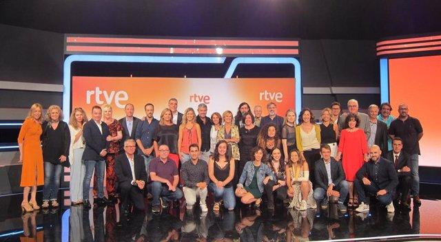Presentación de la programación de TVE Catalunya