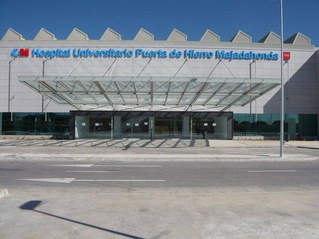 Imagen de archivo del Hospital Universitario Puerta de Hierro Majadahonda.