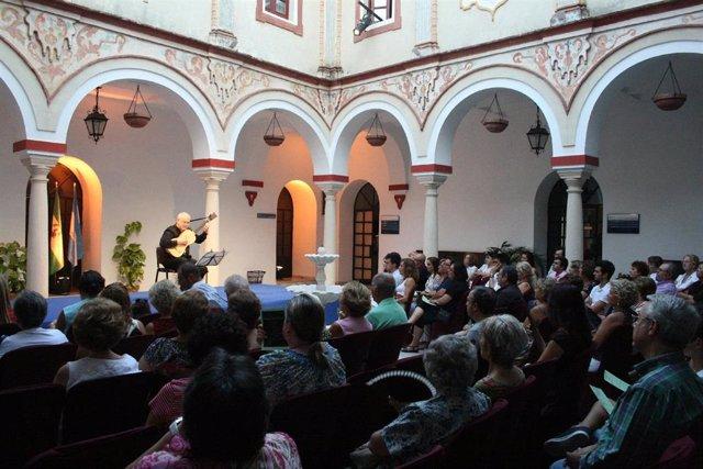 Los recitales de música clásica vuelven este martes a Alcalá con el XVI ciclo de 'Música en el Patio'