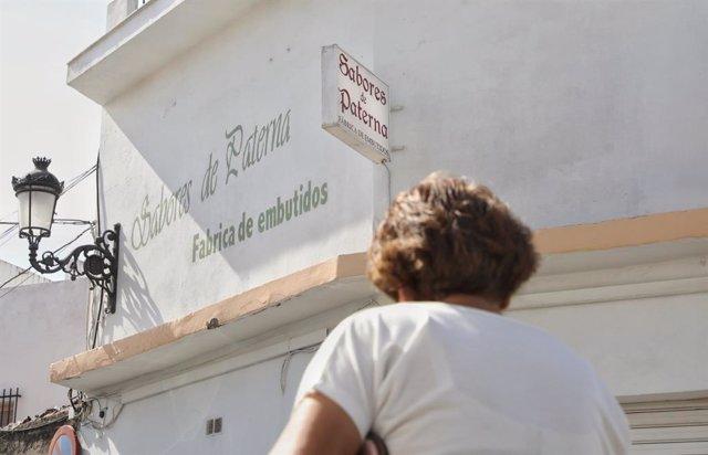 La marca 'Sabores de Paterna', domiciliada en Paterna de Rivera (Cádiz)