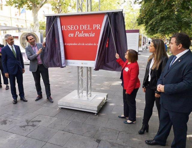 Inauguración de la muestra 'El Museo del Prado en Palencia'.