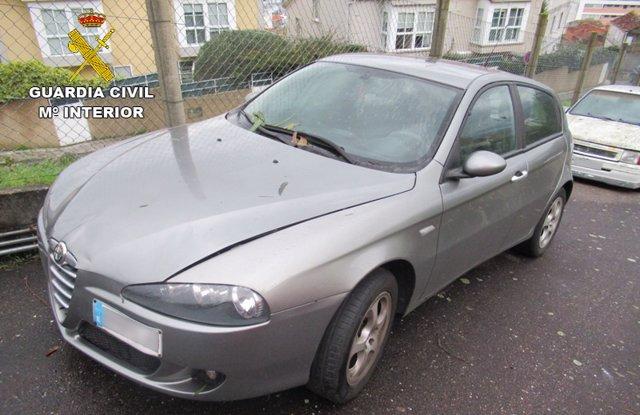 La mujer presentó una denuncia falsa por la sustracción de su vehículo