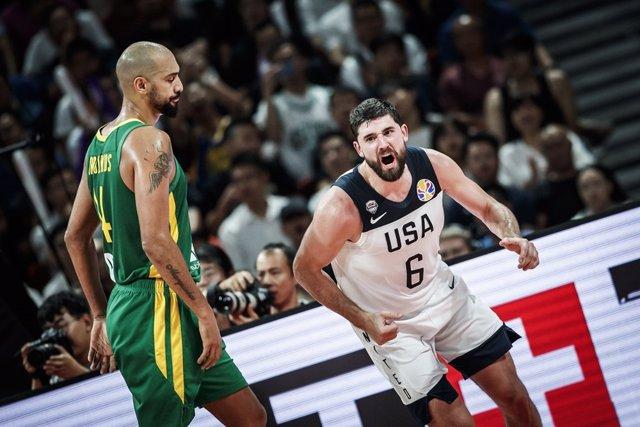 Baloncesto/Mundial.- (Crónica) Estados Unidos-Francia y Australia-República Chec