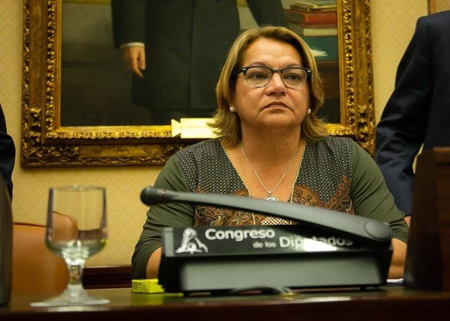 Meri Pita, presidenta de la comisión que investigará el accidente de Spanair