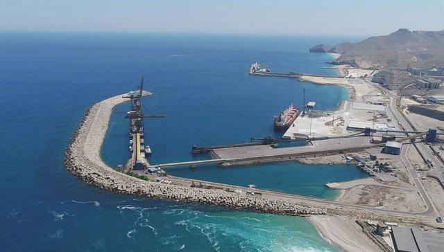 Puerto de Carboneras (Almería)