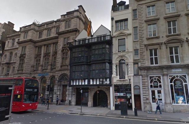 Embajada de la Generalitat de Cataluña en Londres