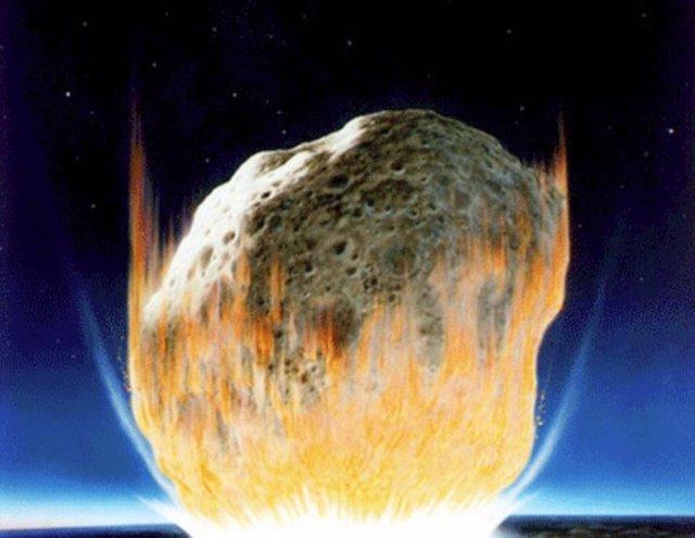 Rocas registran el prímer día de la extinción de los dinosaurios
