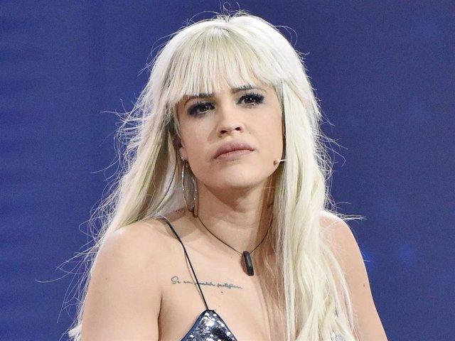 Ylenia Padilla en el plató de 'GH DÚO'