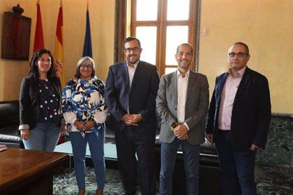 El vicepresidente Remírez traslada a CERMIN el compromiso del Gobierno para el desarrollo de la ley de Accesibilidad