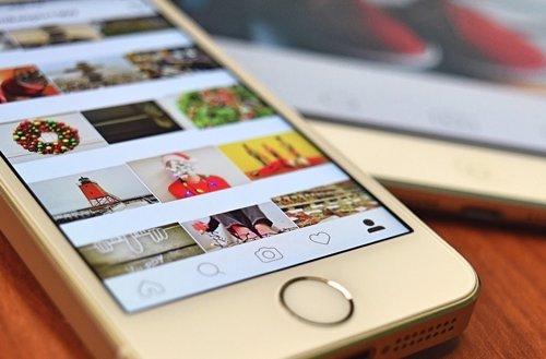 Colecciones Instagram