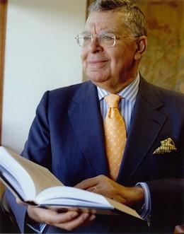 El vicepresidente y socio de honor de Cuatrecasas André Gonçalves Pereira