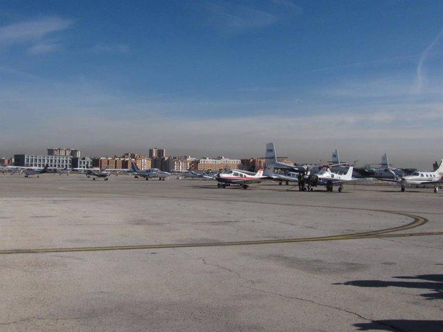 Aeropuerto De Cuatro Vientos