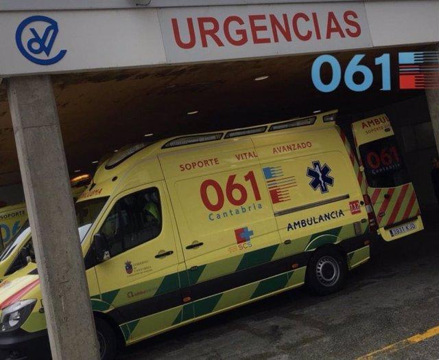 Ambulancia del 061