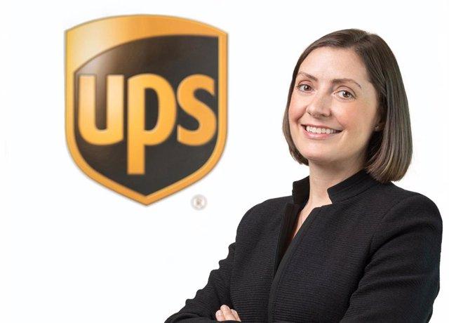 Elisabeth Rodríguez, directora general de UPS en España y Portugal
