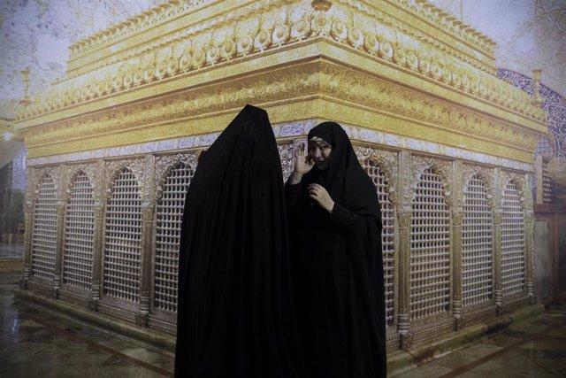 Dos mujeres en Irán