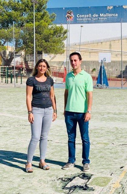 "El PP reclama al Consell que ""se ponga a trabajar"" frente al ""estado pésimo"" del Polideportivo Sant Ferran"