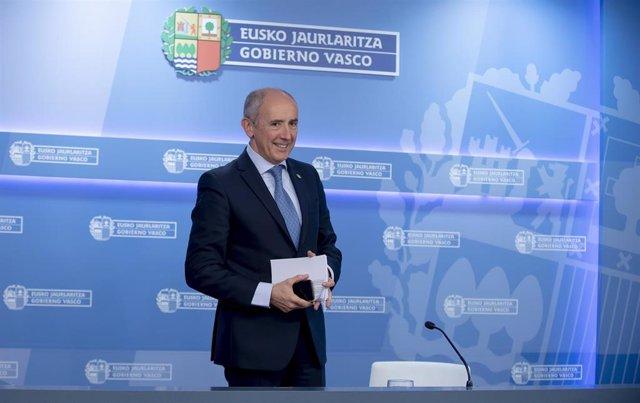"""El Gobierno Vasco espera que PSOE y Unidas Podemos logren un acuerdo pese a su """"cerrazón"""" durante las negociaciones."""