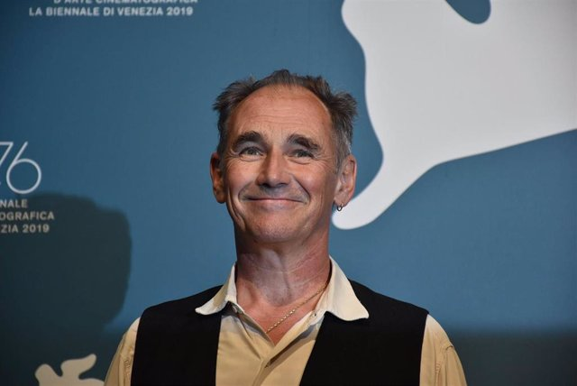 September 6th, 2019 - Venice, Italy. Mark Rylance. Photocall for movie Waiting for the Barbarians. The 76th Venice International Film Festival. (Piero Oliosi/Contacto)