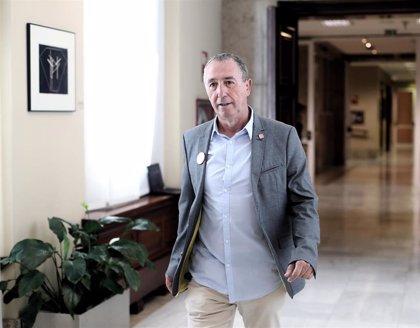 """Baldoví duda de que Sánchez tenga """"voluntad real"""" de alcanzar un acuerdo con Podemos"""