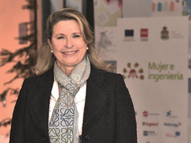 Imagen de archivo de la directora general de Universidades de la Comunidad de Madrid, Sara Gómez Martín.