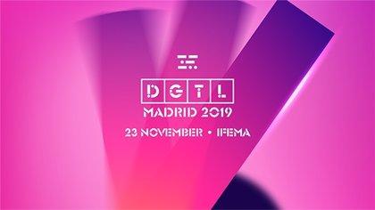 Los sonidos más vanguardistas de la escena electrónica, el 23 de noviembre en Madrid en el festival DGTL